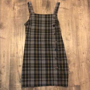SIMONS Twik 90s Style mini dress Size S EUC